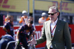 Sean Bratches, Managing Director delle Operazioni Commerciali, Formula One Group