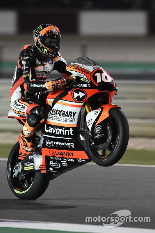 Luca Marini, Forward Racing