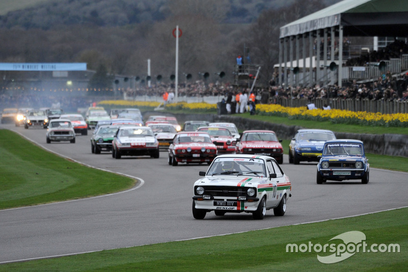 Gerry Marshall Trophy, Blundell, Escort