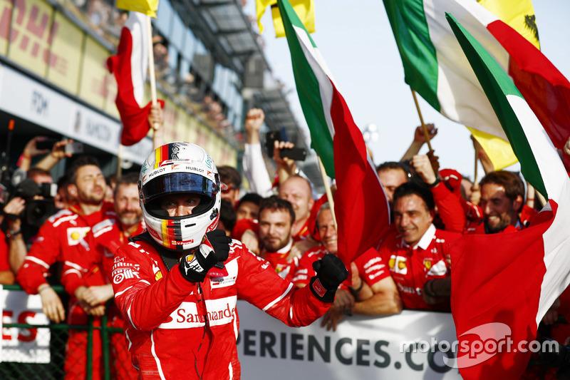 Solo 3 pilotos de la actual plantilla han ganado 2 veces el GP Australiano Lewis Hamilton, Kimi Raikkonen y Sebastian Vettel