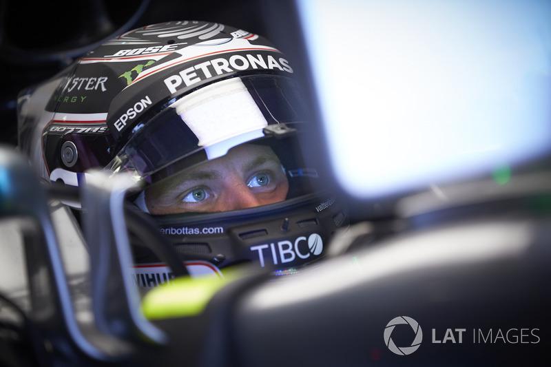 Mercedes – Valtteri Bottas (A CONFIRMAR)