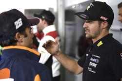 Thomas Luthi, Dani Pedrosa, Repsol Honda Team