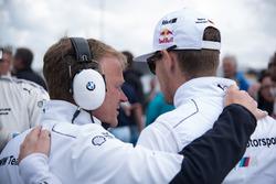 Marco Wittmann, BMW Team RMG, BMW M4 DTM, Stefan Reinhold, Teamhead  BMW Team RMG,