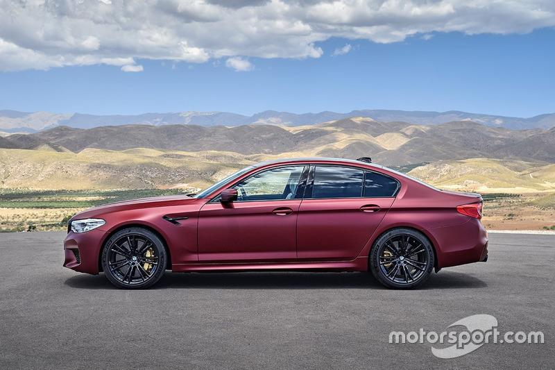 La nuova BMW M5