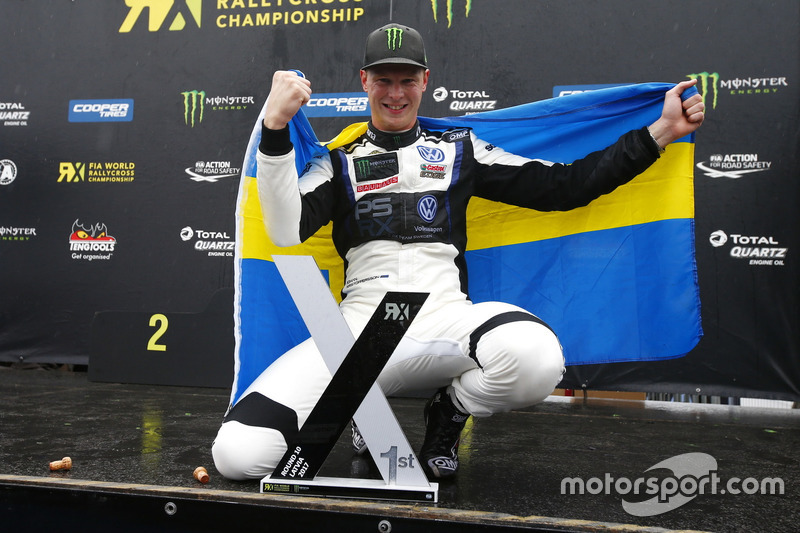 Rallycross-WM (WRX): Johan Kristoffersson (Schweden)