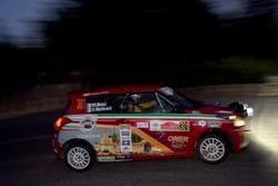Stefano Martinelli, Massimiliano Bosi (Suzuki Swift R1