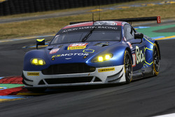 #90 TF Sport Aston Martin Vantage: Salih Yoluc, Euan Hankey, Rob Bell