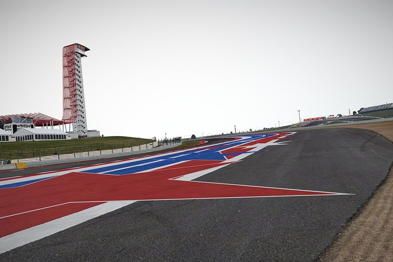 Project CARS 2: Circuit of The Americas