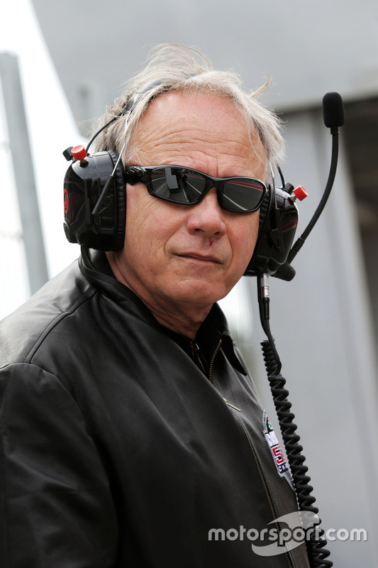 Teambesitzer Gene Haas