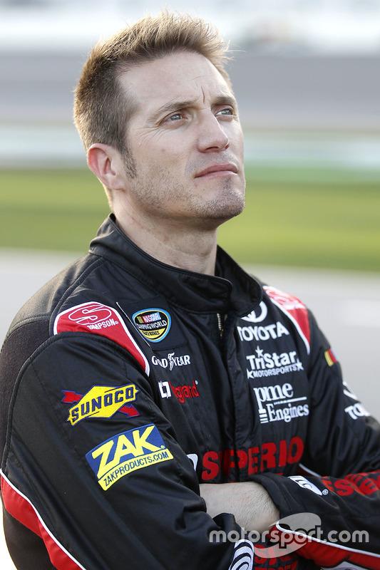 J. J. Yeley, AM Racing, Toyota