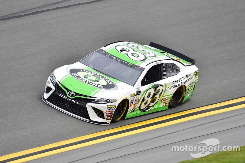 Кори Лажуа, BK Racing, Toyota