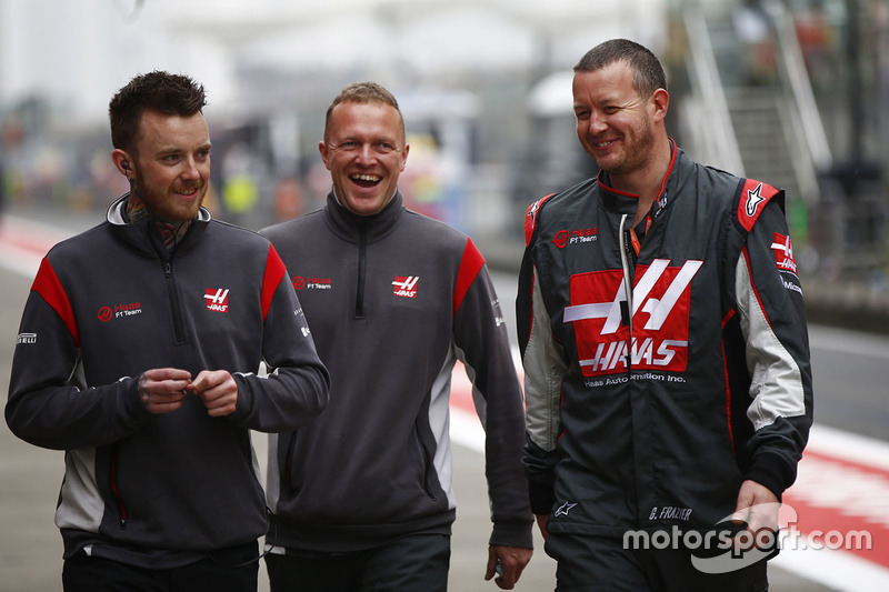 Haas F1 Team, Teammitlieder