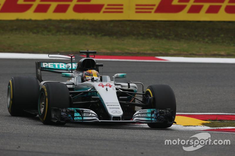 2017: Lewis Hamilton