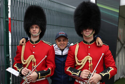 Felipe Massa, Williams and Palace Guards