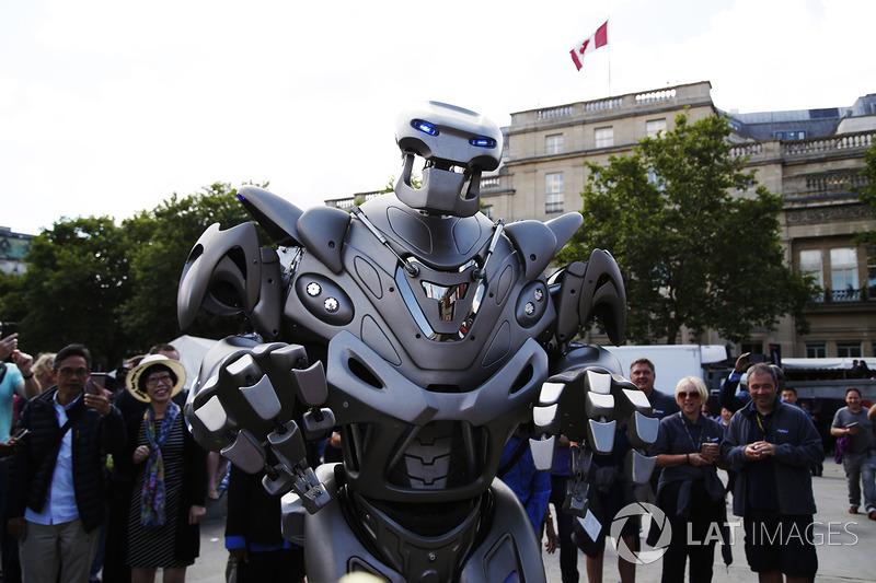 Robot gösterisi