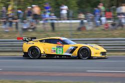 #63 Corvette Racing Corvette C7.R : Jan Magnussen, Antonio Garcia, Jordan Taylor