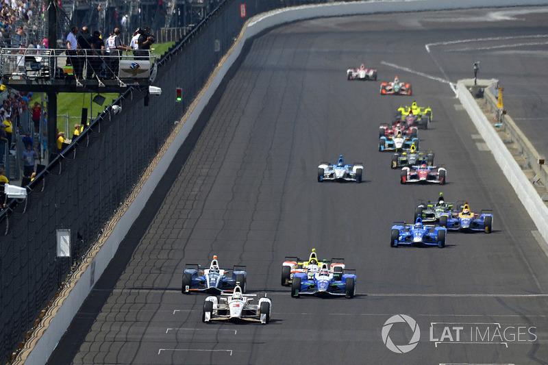 IndyCar - Indy 500  (May 25-27)