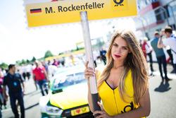 Грід-гьол Майка Роккенфеллераr, Audi Sport Team Phoenix, Audi RS 5 DTM