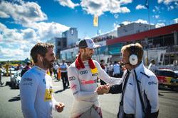 Тімо Глок, BMW Team RMG, BMW M4 DTM, Рене Раст, Audi Sport Team Rosberg, Audi RS 5 DTM, Стефан Рейнхольд, керівник команди BMW Team RMG