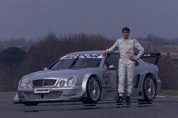 Bernd Schneider, Mercedes-Benz  CLK, HWA AG