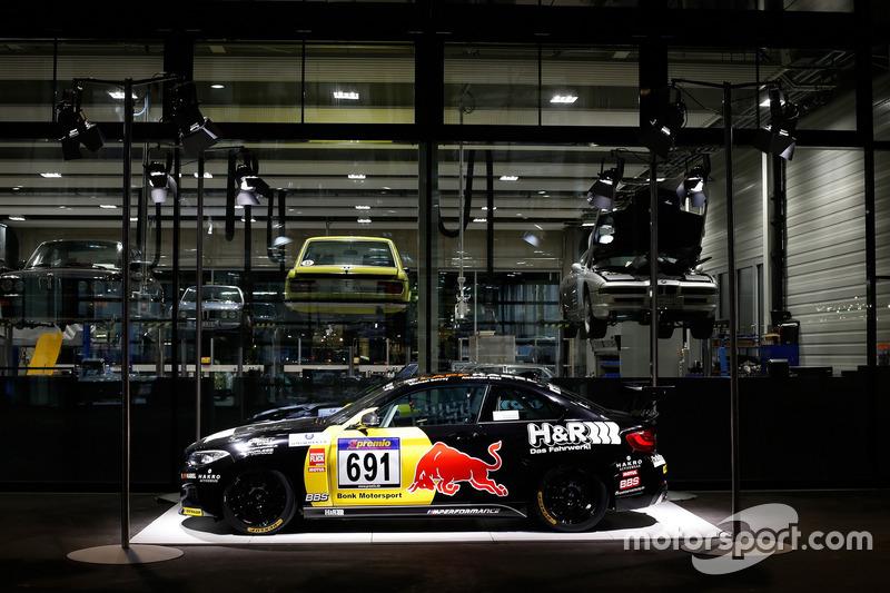 Ganador VLN 2016 BMW M235i