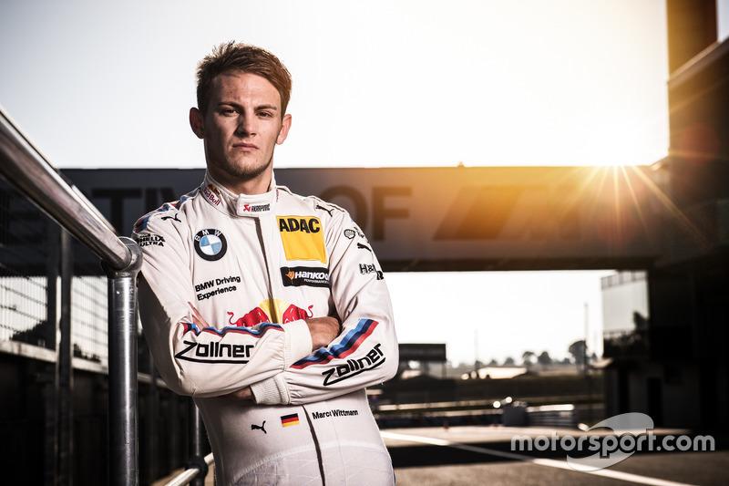 DTM: Marco Wittmann, BMW Team RMG