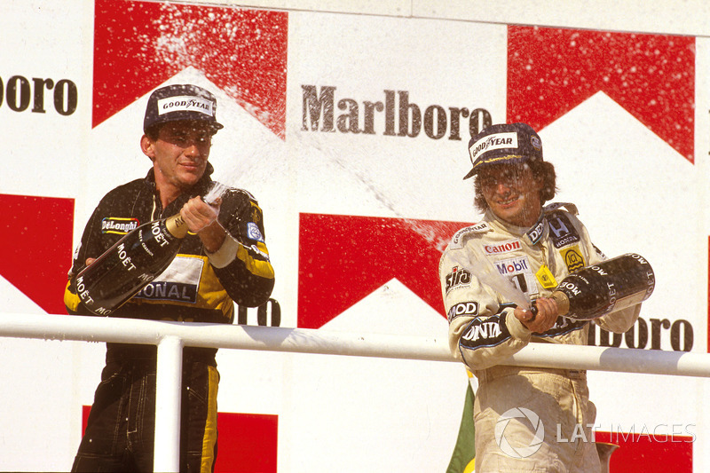 GP da Hungria – 1986
