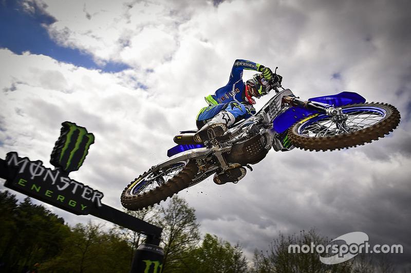 Jeremy van Horebeek, Monster Energy Yamaha Factory Racing Team
