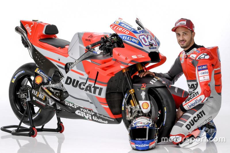 Андреа Доивициозо, Ducati Team