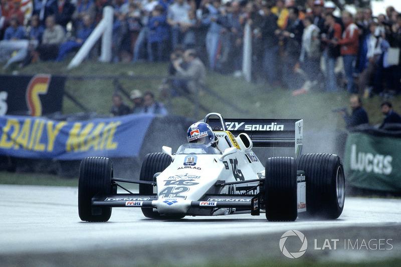 "7. <img src=""https://cdn-7.motorsport.com/static/img/cfp/0/0/0/200/227/s3/united_kingdom-2.jpg"" alt="""" width=""20"" height=""12"" />Jonathan Palmer, 83 Grandes Premios (1983-1989), el mejor resultado es el 4° lugar en (Australia 1987)."