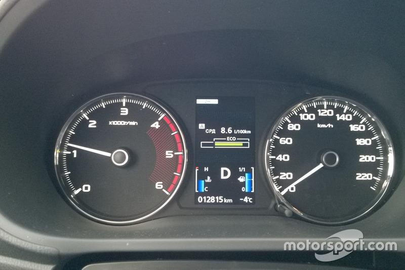 Тести Mitsubishi Pajero Sport