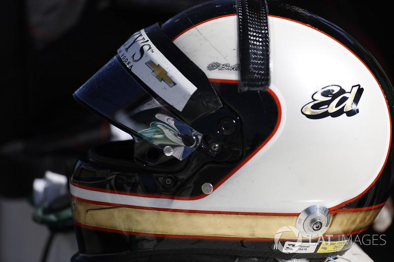 Ed Carpenter, Ed Carpenter Racing Chevrolet casco