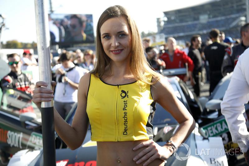 Грід-гьол Рене Раста, Audi Sport Team Rosberg, Audi RS 5 DTM