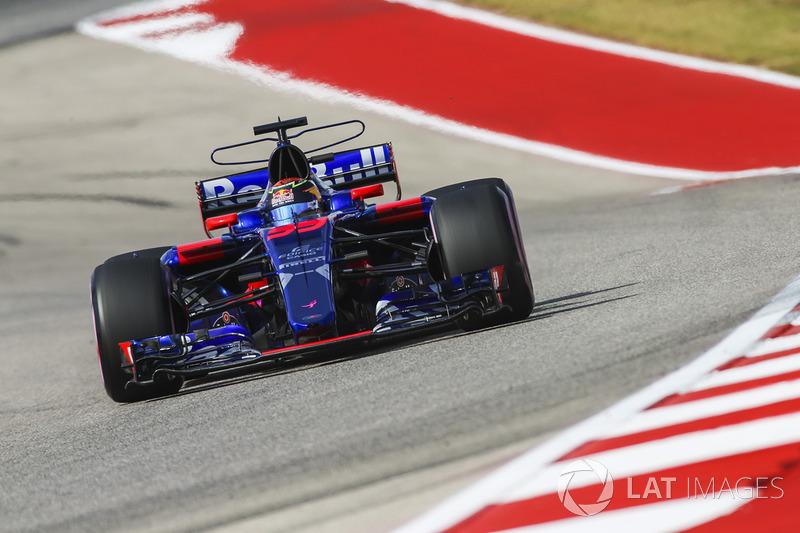 13. Brendon Hartley, Scuderia Toro Rosso STR12