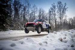 Якуб Пшигоньский и Том Колсул, Orlen Team/X-Raid, Mini John Cooper Works Rally (№2)