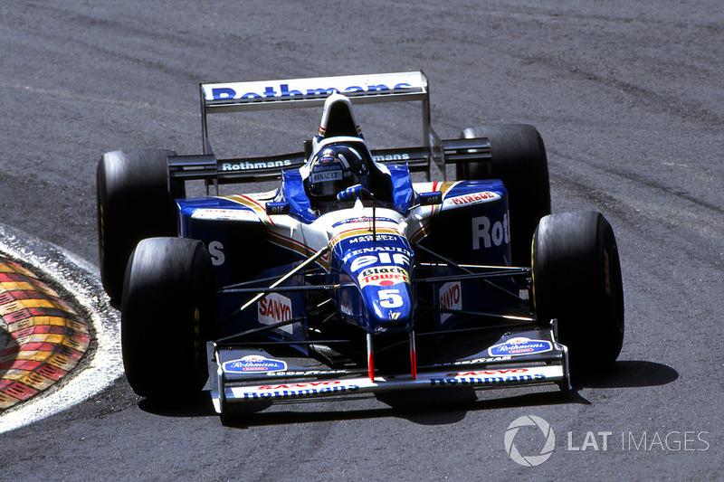 1996: Williams-Renault FW18