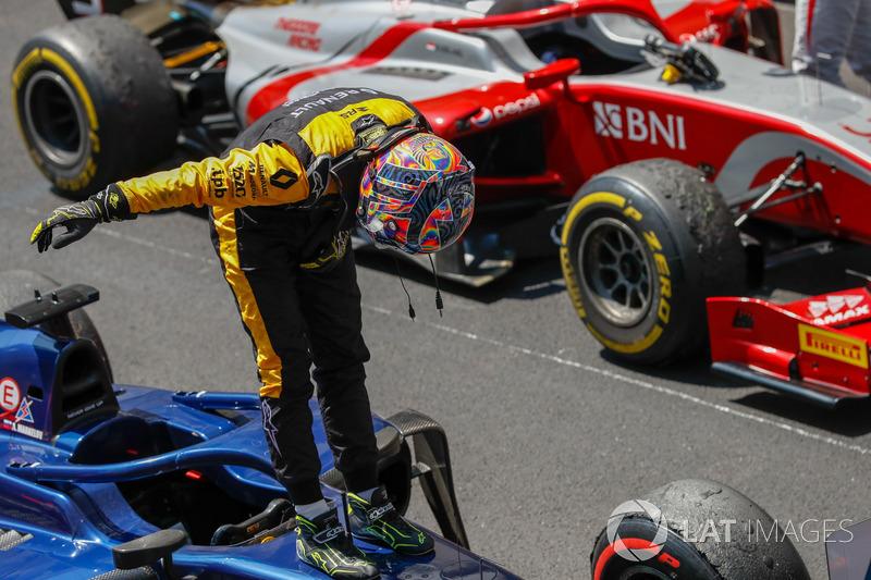 Формула 2, IV этап, Монако