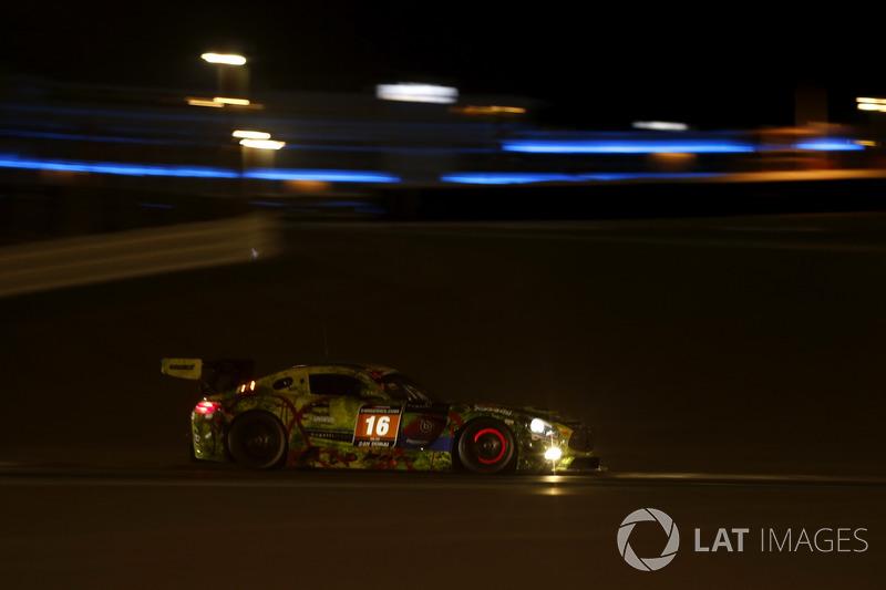 #16 SPS automotive performance Mercedes-AMG GT3: Valentin Pierburg, Tim Müller, Lance-David Arnold, Dominik Baumann