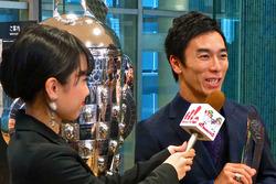Indy 500 galibi Takuma Sato, Andretti Autosport