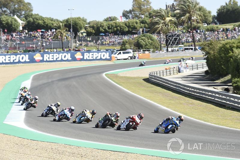 El Circuito de Jerez durante el pasado GP de España