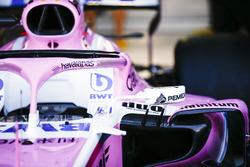 Patrocinio Havaianas en el Force India