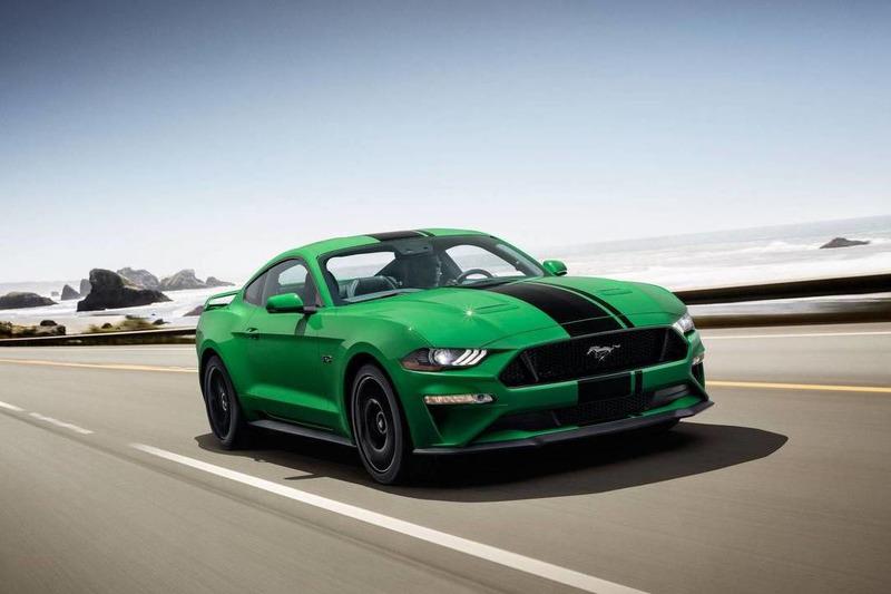 Autó Már zöldben is megvásárolható a vadonatúj Ford Mustang