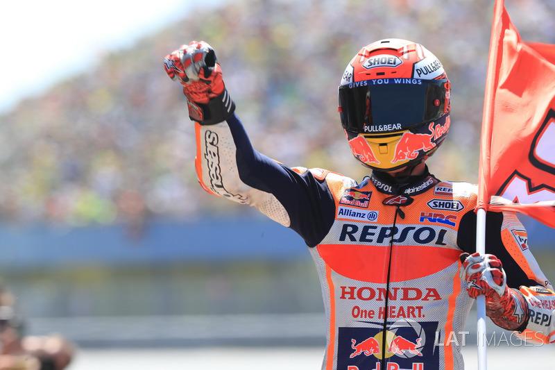Переможець Марк Маркес, Repsol Honda Team