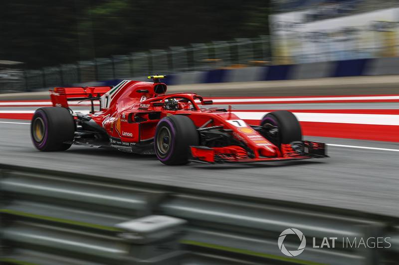 3. Кімі Райкконен, Ferrari SF71H — 101