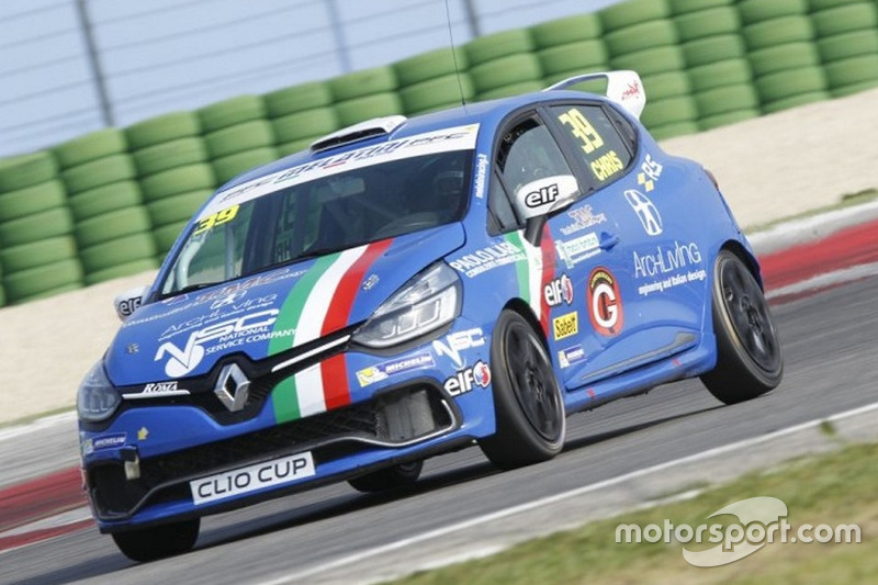 Christian Mancinelli, Melatini Racing