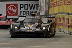 #5 Action Express Racing Cadillac DPi, P: Joao Barbosa, Filipe Albuquerque Art Fleischmann
