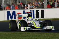 Jenson Button, Brawn BGP 001