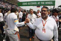 Shaikh Abdulla Bin Isa Al-Khalifa, FIA Motorsport Council, Fernando Alonso, McLaren