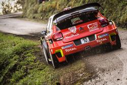 Kris Meeke, Paul Nagle, Citroën World Rally Team Citroën C3 WRC