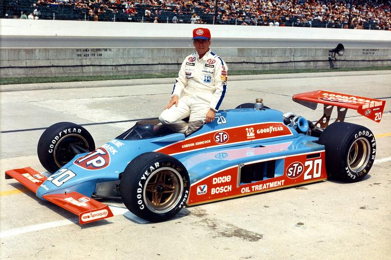 1982: Гордон Джонкок